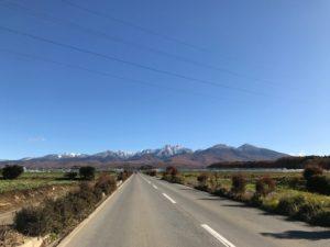 八ヶ岳 雪